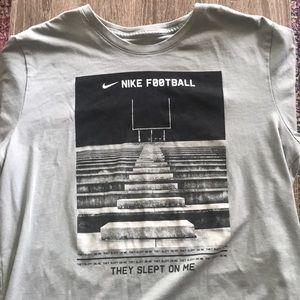 Men's Nike Football Tee Shirt
